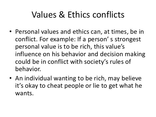 cultural values personal ethics Ethics, values, and professional responsibilities lawrence kalbers, phd, cpa • ethical foundations • iia code of ethics • ethical culture and management • reputation and ethical role models • example: product safety • reasons for ethics and values source: trevino, lk, lp.