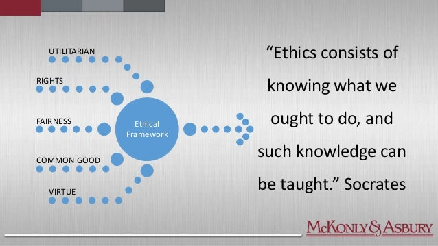 ethical integrity