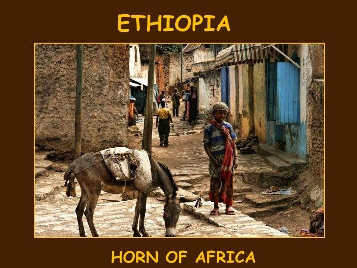 ETHIOPIA HORN OF AFRICA