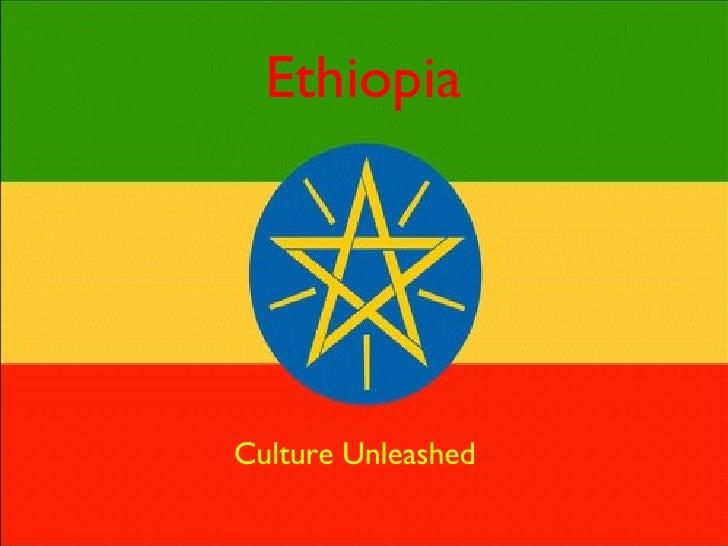 Ethiopia Culture Unleashed