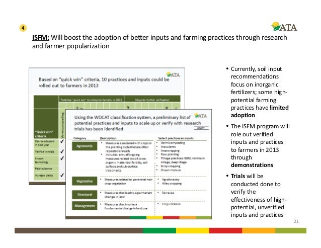 Status of soil resources in Ethiopia and priorities for