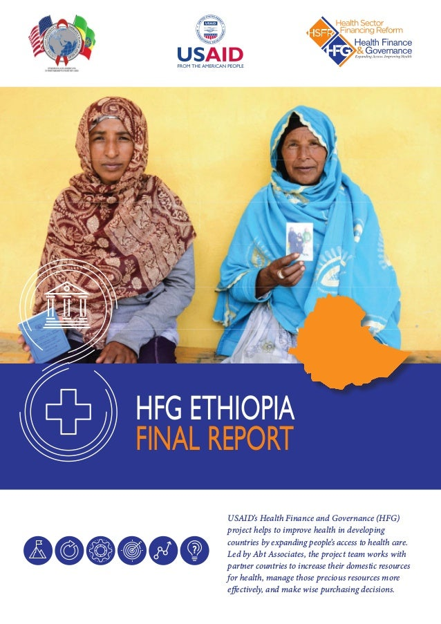 HFG Ethiopia Final Country Report