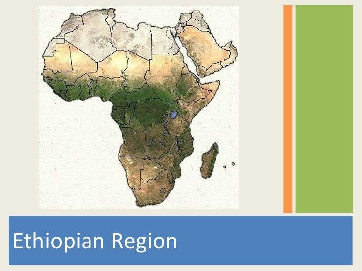 Ethiopian Region <br />