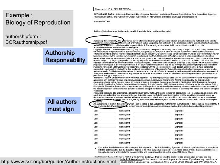 paper authorship integrity research Guidance on research integrity in europe • publication issues • detecting research misconduct • conclusion simongodecharle@medkuleuvenbe authorship 18 the following forms of misconduct concerning publication and authorship are explicitly condemned by several guidelines: ▫ selective publication of desirable.