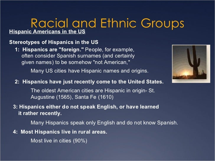 defining racial and ethnic groups I how to think about racial and ethnic inequality a minority and majority groups different racial and ethnic groups are unequal in.