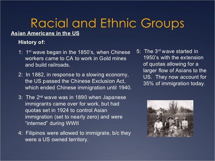 "racial and ethnic groups ""racial and ethnic groups is a very good scholarly work especially the historical perspectives on american racial minorities"" especially the historical perspectives on american racial minorities""."