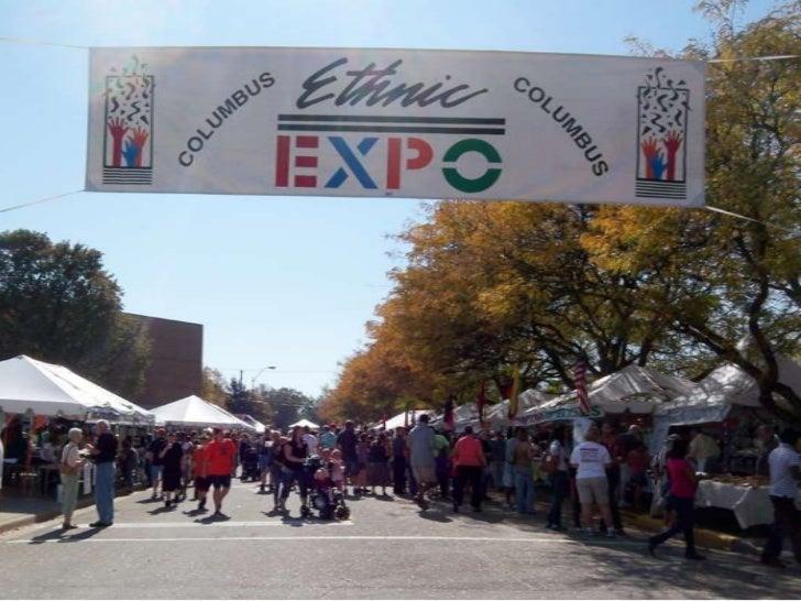 2011 Ethnic Expo in Columbus, Indiana