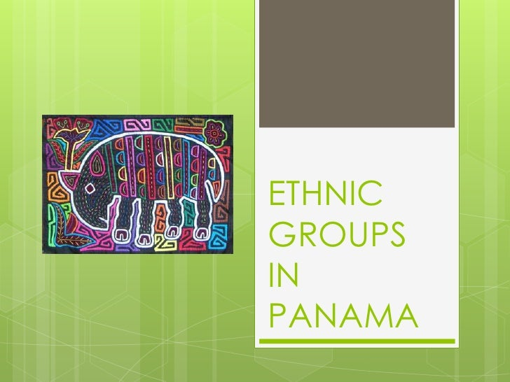 Black panamanian people