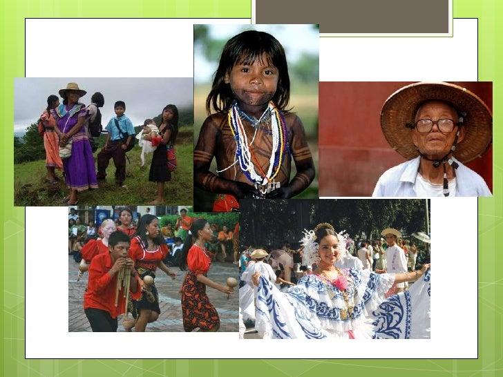 Ethnic Groups In Panama Intro