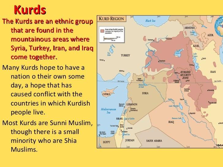 Ethnic Groups Of Soithwest Asia - Is syria in asia