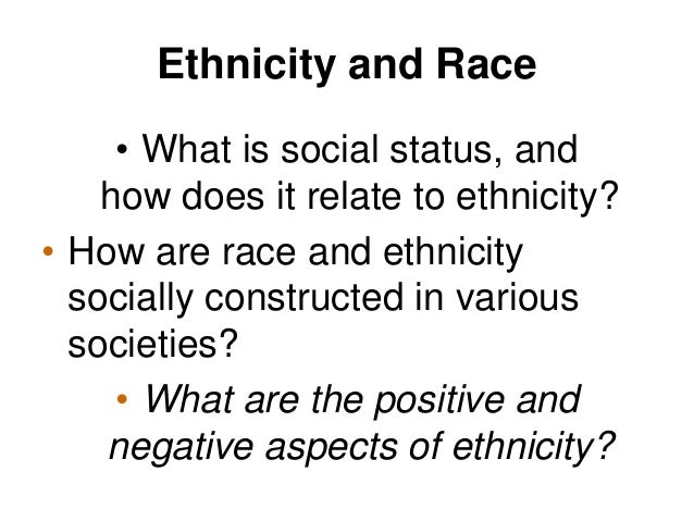 race and ethnicity in social sciences essay Defining race and ethnicity robert cogg  race is a very real topic in american society although race is a subject that is not easily and very scarcely talked about, the conversation is much needed and should be addressed at a much more frequency.