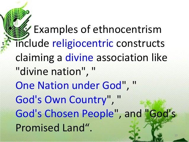 Ethnocentrism And Relativism