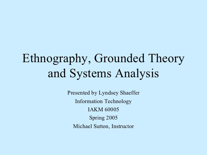 ethnography essays Define your guiding question a good ethnographic research paper is guided by a central question and thesis statement the aim is to write a concise and clear overview of the focus of your research, such as a description of the behavior or values of a particular social group.
