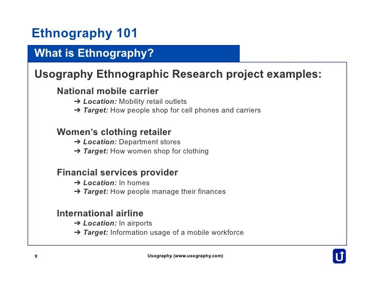 how to write an ethnography Chapter 1 provides a basic definition of ethnography in order to situate an overview of the reasons for assigning, benefits for conducting, and characteristics of ethnographic writing.