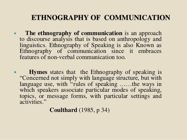 communication and language use are examples of aspects of