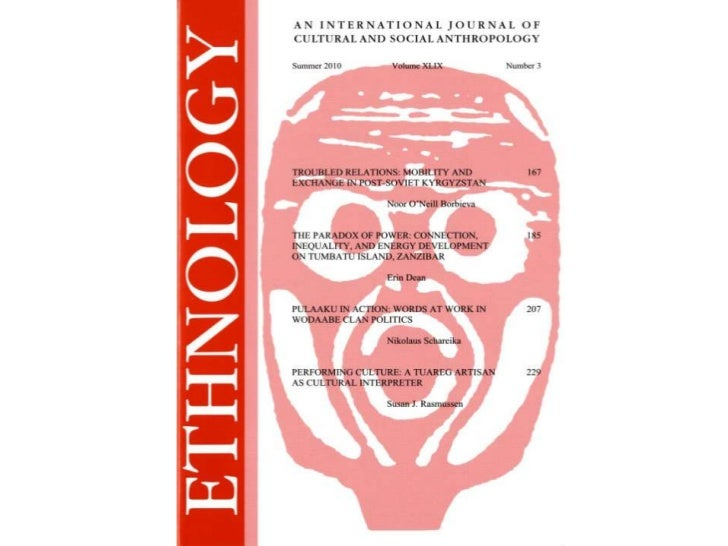 Ethnology v.44 n3 2010