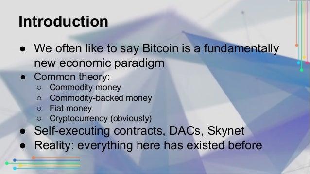 Vitalik Buterin: Cryptoeconomic Protocols In the Context of Wider Society Slide 2