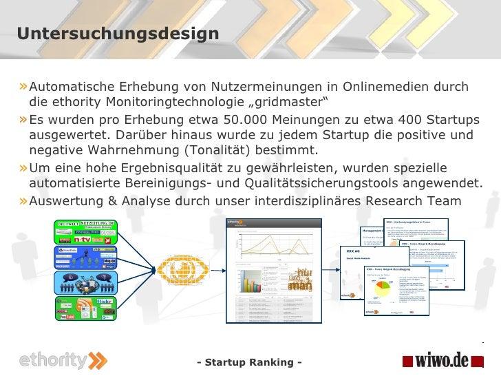 ethority Startup Ranking  Slide 3