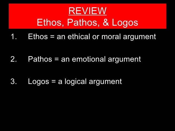 ethos pathos logos i have a dream speech
