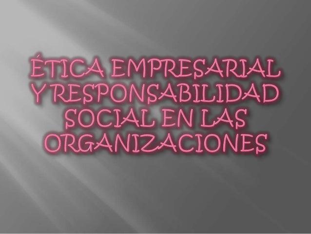 Todas las empresas funcionan como parte de un sistema interactivo de relaciones con los individuos y los grupos de la soci...
