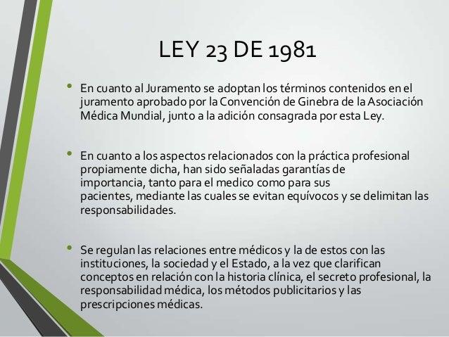 Vigencia De Una Medica En Colombia on