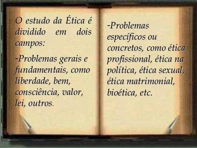 Ética Moral e Valores. Slide 3