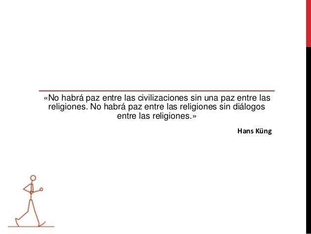 Paz entre las religiones