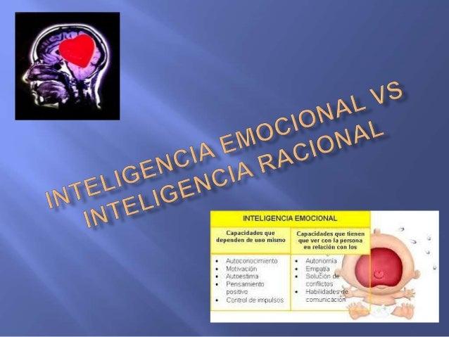 INTELIGENCIA EMOCIONAL La inteligencia emocional es el conjunto de actitudes, competencias, destrezas y habilidades que de...