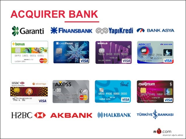 ACQUIRER BANK