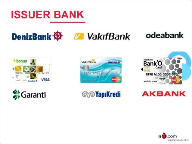 ISSUER BANK