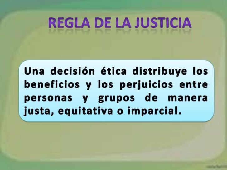 Comprende la normas que rigen el trato entrelos miembros de una sociedad y en lo queatañe a equidad, justicia, pobreza y l...