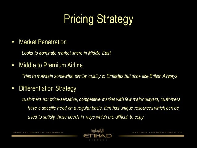 etihad airways unique selling porpositon View irene ong's profile on linkedin, the world's largest professional community irene has 8 jobs listed on their profile see the complete profile on linkedin and.