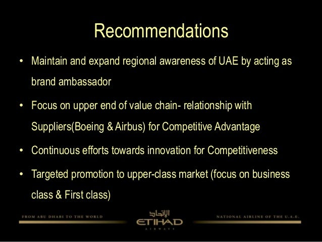 case study between al etihad and emirates marketing essay Etihad airways case study 1 ask any manager of a large-scale project what job satisfaction feels like and they'll tell you it's about creating a lasting impression.