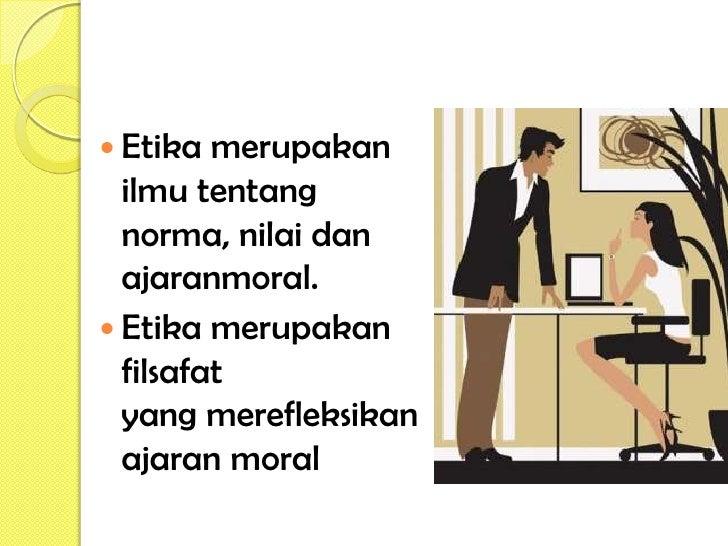 Etika Dan Etiket