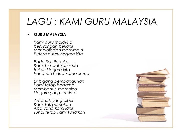 In 2020 Kami Guru Malaysia Mp3 In 2020