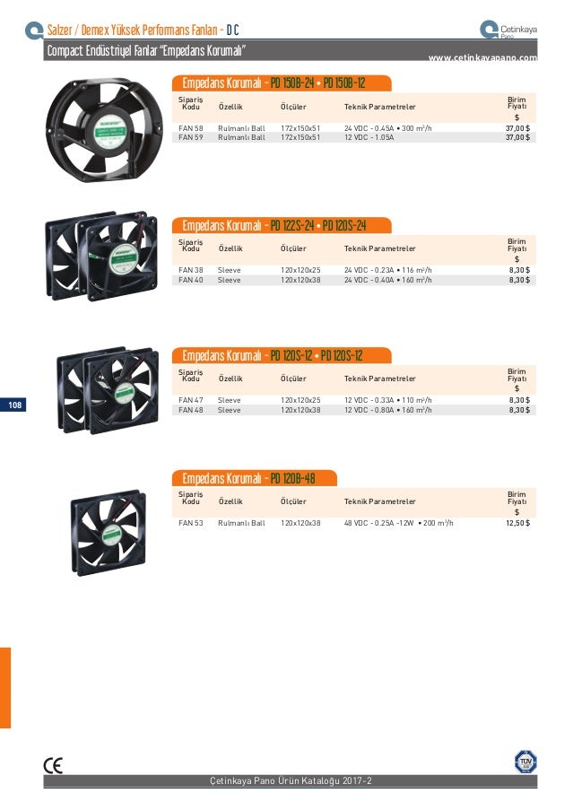 Demex Aksiyel Endüstriyel Soğutma Fanları Yüksek Performans Fanları - Rulmanlı Ball  220 VAC www.cetinkayapano.com Turbo...