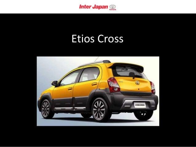 Etios Cross