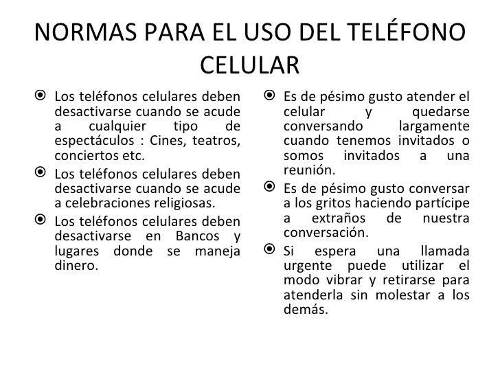 Etiqueta en el tel fono for Oficina de empleo telefono informacion