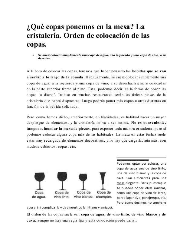 Colocacion cubiertos mesa elegant colocacin de los for Orden de los cubiertos en la mesa