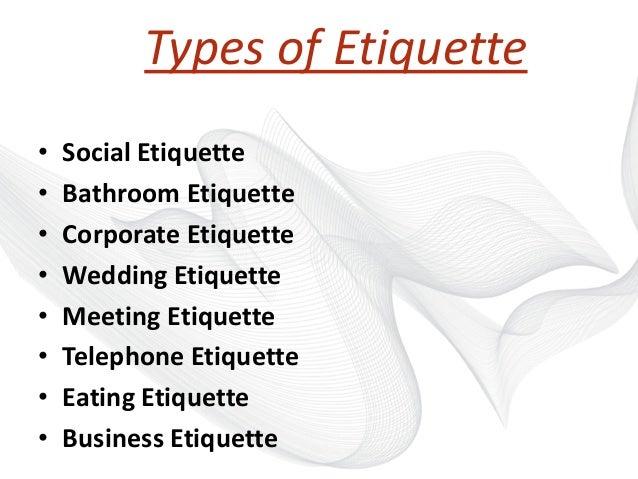 etiquette by vicky mallick yogeshwar rao