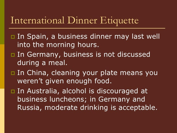 Etiquette in Business Introductions