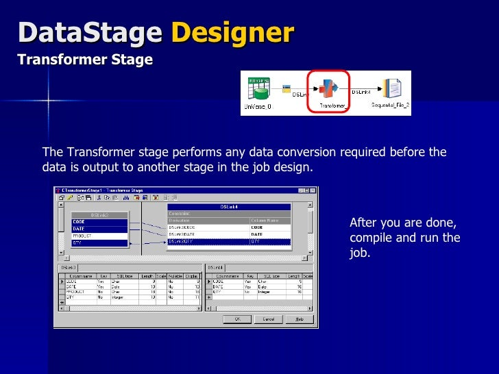 Datastage transformer stage pdf free