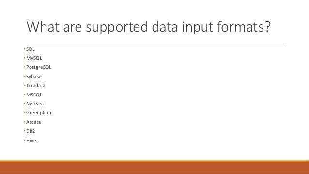 Etl With Talend Data Integeration