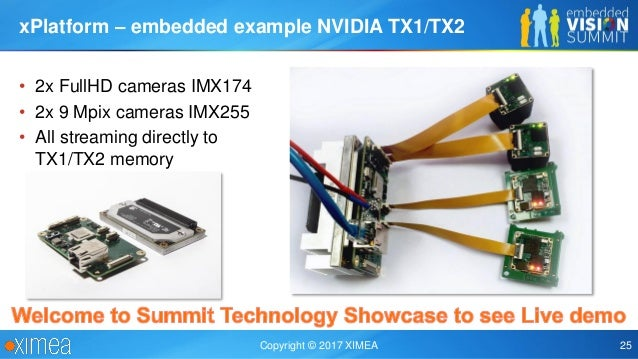 PCI Express – A High-bandwidth Interface for Multi-camera Embedded S…