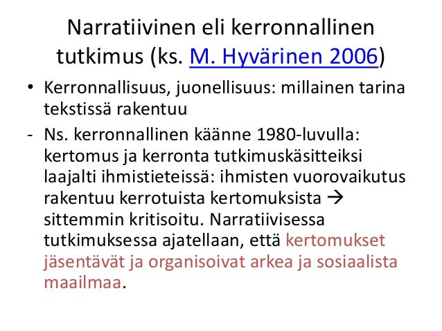 Temaattinen Analyysi