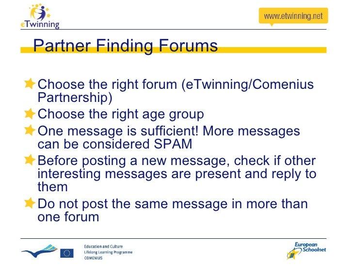 eTwinning netiquette Slide 2