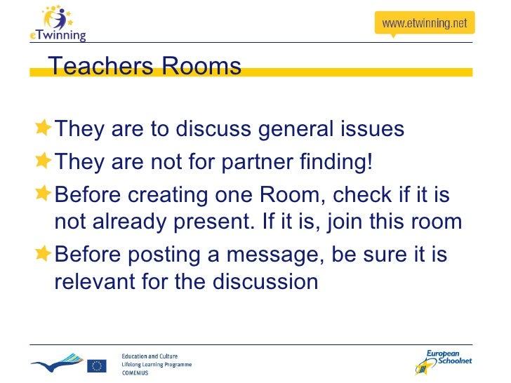 eTwinning netiquette Slide 3