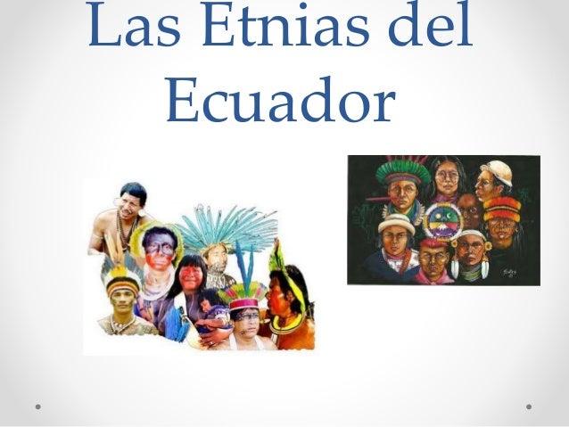 ETNIAS DEL ECUADOR DOWNLOAD