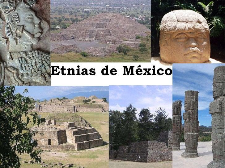 Etnias de México