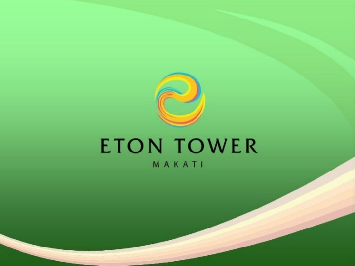 For details and tripping,          Please contact me:       Mr. Jayson V. CanonicoAccount Manager : Eton Properties Philip...